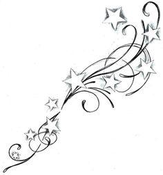 Star Tattoos* add to my foot tattoo* Bild Tattoos, Mom Tattoos, Trendy Tattoos, Future Tattoos, Body Art Tattoos, Tattoos For Women, Tattoos For Guys, Star Foot Tattoos, Tatoos