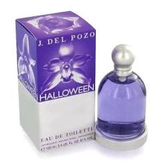 Halloween Jesus Del Pozo for women  violet, sea notes, banana leaf, magnolia, pepper, incense, petitgrain, tuberose, vanilla, lily of the valley, sandalwood, myrrh  FIRST IMPRESSIONS: I officially hate aquatic notes (assuming I'm identifying notes correctly). Same terrible smell as Cool Water and Versace Eros, that ambroxan/salty whateverness. WHERE IS THE BANANA?