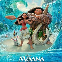 #MovieAlert- Now Showing at Genesis cinemas - Moana: Three thousand years ago the greatest sailors in the world voyaged across the vast Pacific discovering the many islands of Oceania. But then for a millennium their voyages stopped and no one knows why. From Walt Disney Animation Studios comes Moana a sweeping CG-animated feature film about an adventurous teenager who sails out on a daring mission to save her people. During her journey Moana (voice of Aulii Cravalho) meets the…