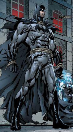 Batman in Detective Comics #29 - Aaron Lopresti / Ink by Art Thibert