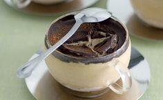 Semifreddo al caffè ricetta