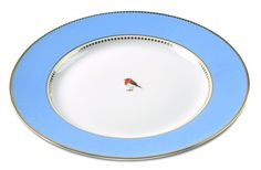 #10: Pip studio love birds 26.5cm blue dinner plate Quantity wanted: 2 ~ 18€