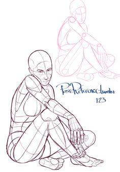 42 Best Sitting poses images in 2016 | Drawings, Character design