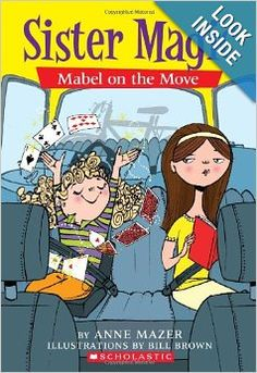 Sister Magic #6: Mabel On the Move Price:$4.49
