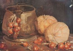 Pumpkins & Onions: http://www.hansheysen.com.au/shop.html