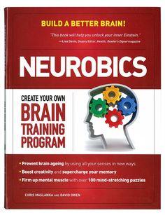 Neurobics Book -help memory and brain function