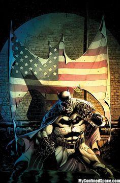 Detective Comics 936 Cover Art