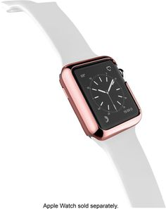 X-Doria - Revel Case for 42mm Apple Watch™ - Rose Gold, 453400