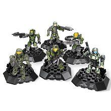 Halo Mega Bloks Set #96970 Anniversary Edition UNSC Troop Pack by Mega Brands. $65.99. Celebrate 10 years of Halo by collecting the iconic troops from across the Halo universe with the Mega Bloks Halo 10th Anniversary UNSC Troop Pack (96970)! Lead your UNSC forces into battle with the Green Spartan Mark IV in Camo Mode, UNSC Marine, CQB Spartan, Orbital Drop Shock Trooper, Flame Marine and Hazop Spartan!The Mega Bloks Halo 10th Anniversary UNSC Troop Pack (9697...