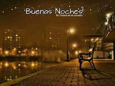 Buenas noches! @trazosenelcorazon