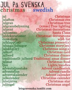 Swedish Men, Learn Swedish, Swedish Christmas, Scandinavian Christmas, Sweden Language, Swedish Traditions, About Sweden, The Swede, Sweden Travel