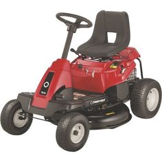 This Troy-Bilt Neighborhood Rider Riding Lawn Mower with cutting deck gives you the benefits of a standard riding lawn mower with the. Riding Mowers For Sale, Riding Lawn Mowers, Best Zero Turn Mower, Zero Turn Mowers, Commercial Lawn Mowers, Bobcat Equipment, Toro Lawn Mower, Yard Tractors, Wild Things