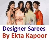 Ekta Kapoor Saree Collection starting At Rs. 770