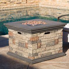 Home Loft Concept Monte Gas Fire Pit