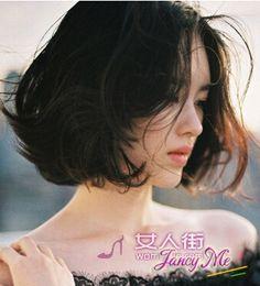 短髮也很美 最新女生短卷髮推薦