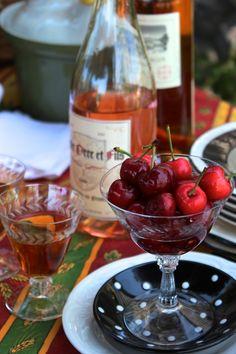 Thomas Keller's Pickled Cherry Recipe