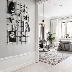 Good Look of Scandinavian Living Room Design for Best Home Decoration ⋆ Main Dekor Network Decoration Inspiration, Room Inspiration, Decor Ideas, Decorate My Room, Living Room Designs, Living Spaces, Bedroom Designs, Scandinavian Bedroom, Scandinavian Style