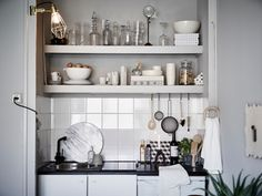 Compact kitchen full