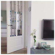 glas-in-lood deur glas in lood binnendeur paneeldeur