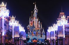 "Disneyland Paris will host ""Magical Pride"" on June the first official LGBTQ pride event at a Walt Disney Company theme park. Disney Parks, Small World, Paris In December, Hotel Des Invalides, Estilo Disney, Triomphe, Europe, Champs Elysees, Disney Drawings"