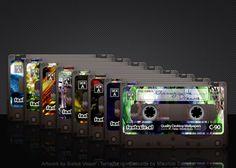Cassettes - fantaZie