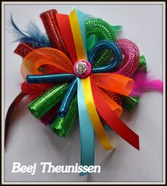 colourblast for Carneval or other festivity! Corsage