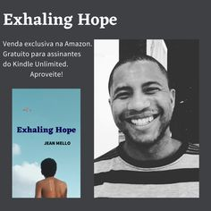 Exhaling Hope (English Edition) eBook Kindle - Jean Mello Kindle, English, Instagram, Dreams, English Language
