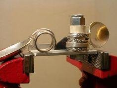 Spoon ring tool