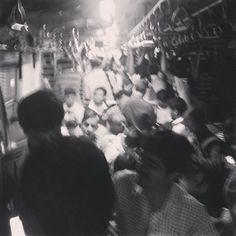 The Mumbai Locals!! Chaos at its best A scene from a crowded Mumbai local train.  The story follows.... http://t.co/MBd5TO0pei  #MumbaiLocals #Fiction #ShortStory #CelebrateBlogging