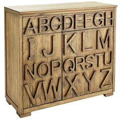 ABC Wine Cabinet