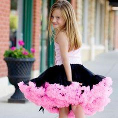 Tutu sukne pre deti aj dospele