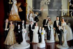VINTAGE CAKE TOPPERS | ... of the Sweet Spot : wedding cake decor philadelphia Best Vi best-vi