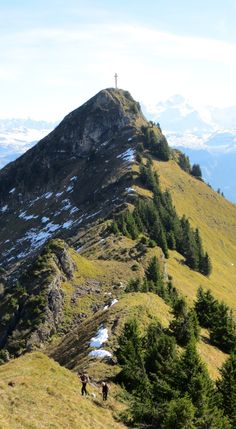 Pic de Marcelly, Taninges, Haute-Savoie, Rhône-Alpes, France   Photo by Ayuna Skol Ofenstrü (October 2013)