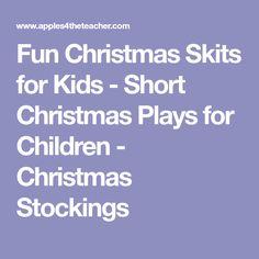 Short Christmas Plays.Fun Christmas Skits For Kids Short Christmas Plays For