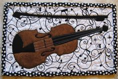 (7) Name: 'Quilting : The Violin