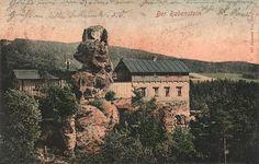 Rabenstein / Krkavčí kameny
