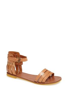 the perfect summer sandals - they come in three additional great colors {40% now during Nordstrom's Half Yearly Sale!!}