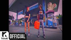 [MV] JUNJAMAN(전자맨)  _ HOT AIR(공기가 뜨거워 (HOT AIR))
