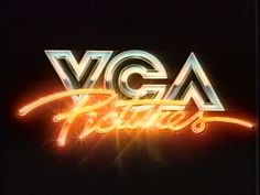 VCA Pictures - an original ID logo from the #80s