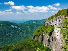 Hike: Whiteside Mountain (Highlands)