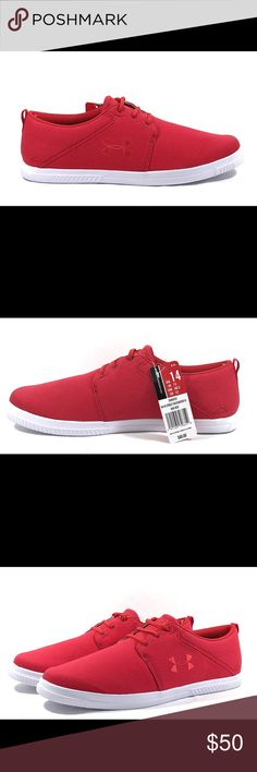 ee97a5800d2 Under Armour Men s Street Encounter IV Shoes Under Armour Men s Street  Encounter IV Red Low Top