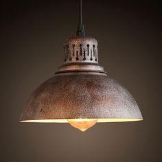 Industrial Chandelier Light Lamp Shade Sconces Iron Pendant Loft Light Fixture | Home & Garden, Lamps, Lighting & Ceiling Fans, Chandeliers & Ceiling Fixtures | eBay!