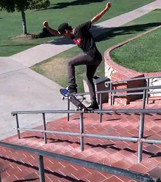 Gotta say Nyjah Huston's the greatest skateboarder in history thus far! Skateboard Videos, Skateboard Art, Nyjah Huston, X Games, Longboarding, Surfboards, Portrait Ideas, Last Call, Skateboarding