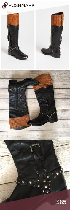 Sam Edelman Park Boots See last photo for details. Gently worn, still in excellent condition 🚫NO TRADES/NO MODELING🚫✅BUNDLE TO SAVE✅ Sam Edelman Shoes