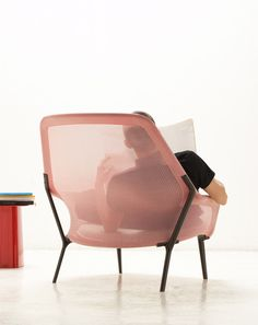 Bouroullec_Slow_Chair-Vitra-3 - Design Milk - Amazing!