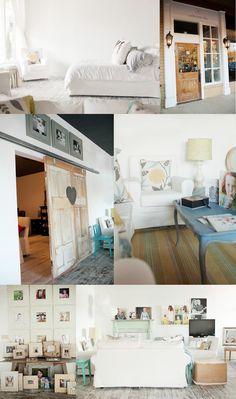 Catherine Clay's Studio, DFW Texas