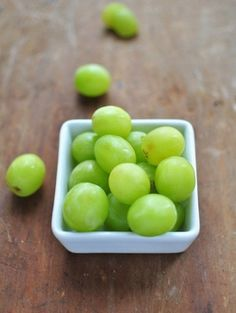 #Grapes-good for weight loss? I love to freeze them for a sweet refreshing snack.