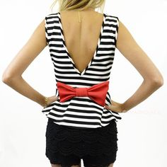 Kayla - this would be soooo cute on you. Good site for cute, cheap clothes