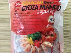 Kimchi Gyoza Mandu, spicy, Misori, 40 St., 540g