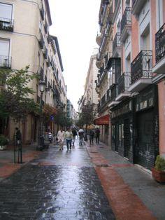 Calle de Las Huertas.